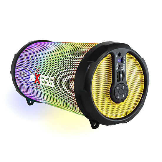 Axess LED Bluetooth Media Speaker