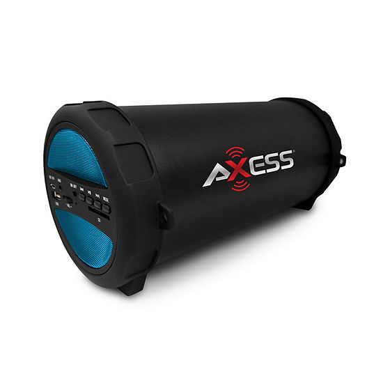 Axess Thunder Sonic Portable Bluetooth Enabled Speaker