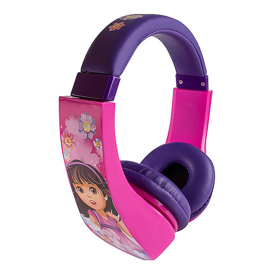 Dora and Friends Volume-Limiting Headphones