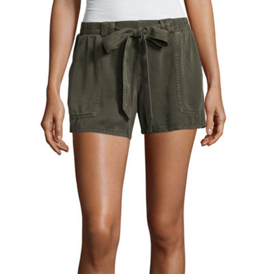 "a.n.a Washed Soft Shorts (3 3/4"")"