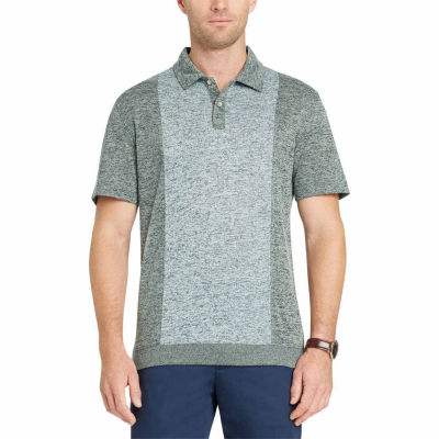 Van Heusen Short Sleeve Jersey Polo Shirt