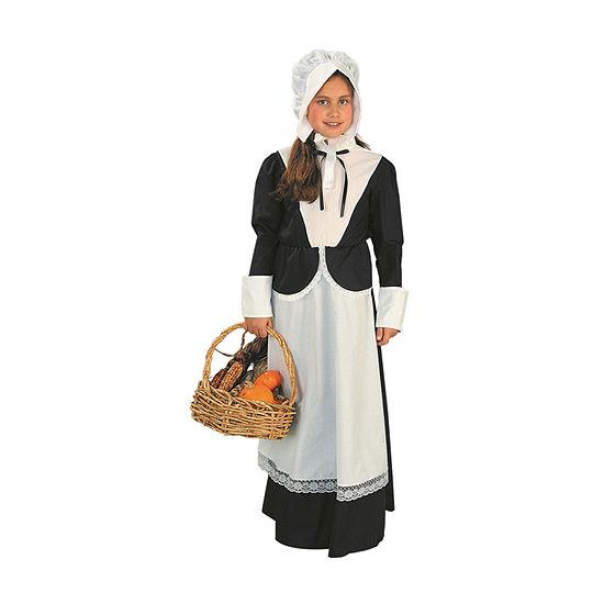 Girls Pilgrim Costume Girls Costume