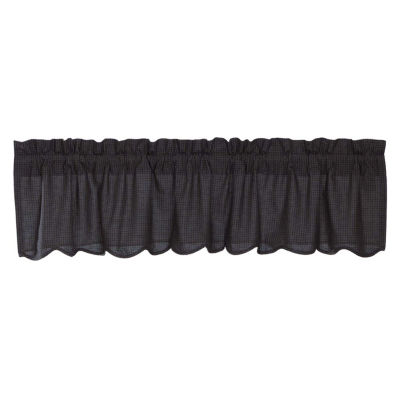 Classic Country Window Arlington Scalloped Valance