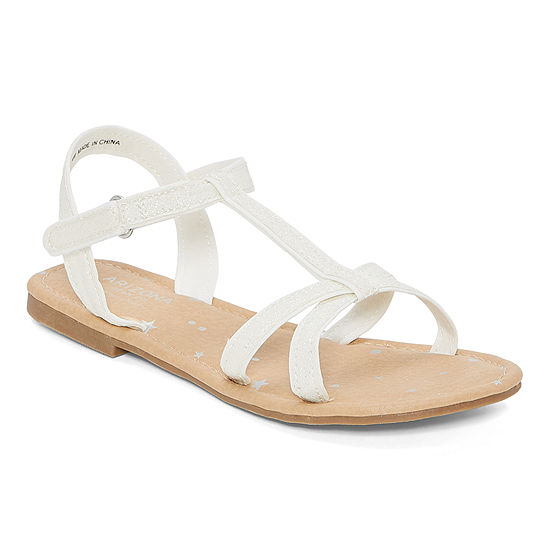 Arizona Little Kid/Big Kid Girls Clara Ii Flat Sandals