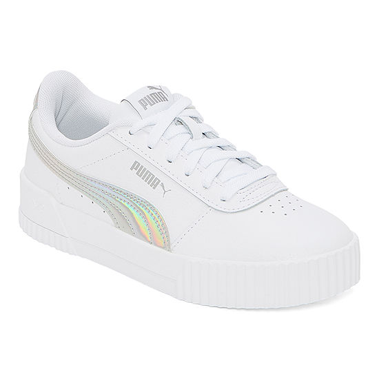 Puma Carina Big Kids Girls Sneakers
