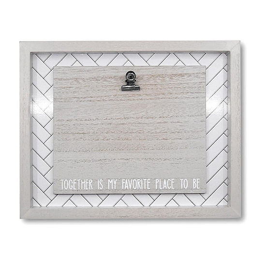 Together is My Favorite Place 4x6 Tabletop Frame