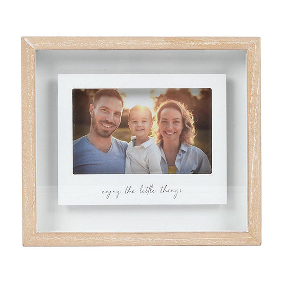 Enjoy the Little Things 4x6 Tabletop Frame