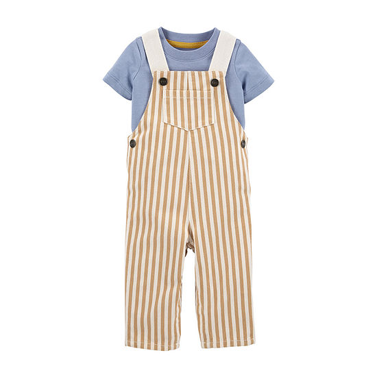 Carter's Baby Boys 2-pc. Overall Set