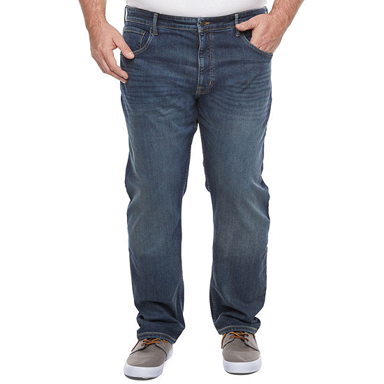 The Foundry Big & Tall Supply Co. Mens Strech Athletic Fit Jean-Big and Tall