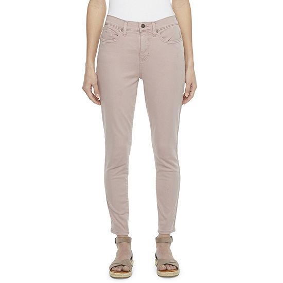 a.n.a Womens High Rise Skinny Fit Jean
