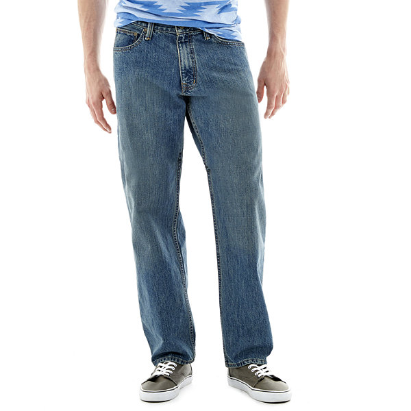 55114eba9 Compared to Similar Items. Current Product. Arizona Men's Loose Fit Jeans
