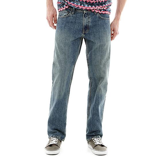 d7586aa5c Arizona Original Straight Jeans