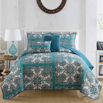 VCNY Istanbul 5-pc. Quilt Set