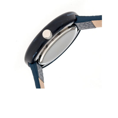 Simplify The 3700 Unisex Blue Strap Watch-Sim3705