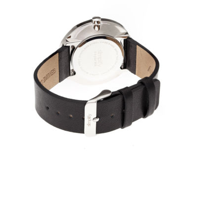 Simplify The 4500 Unisex Black Strap Watch-Sim4501