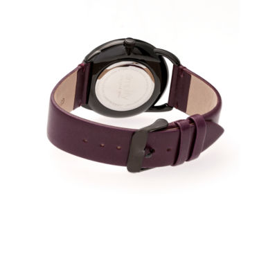 Simplify The 4900 Unisex Purple Strap Watch-Sim4904