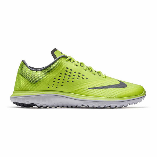 online store 6c222 6f4b7 Nike Fs Lite Run Mens Lace-up Running Shoes - JCPenney