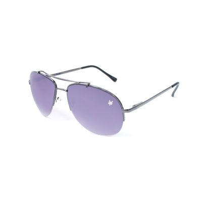 Zoo York Round UV Protection Sunglasses-Mens
