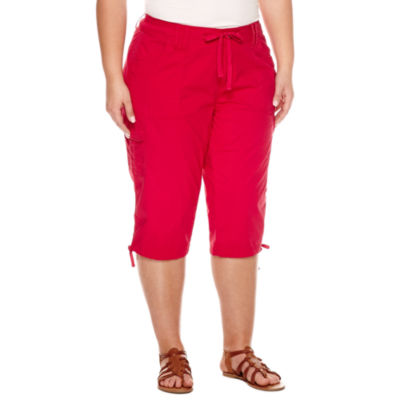 Arizona Poplin Crops-Juniors Plus