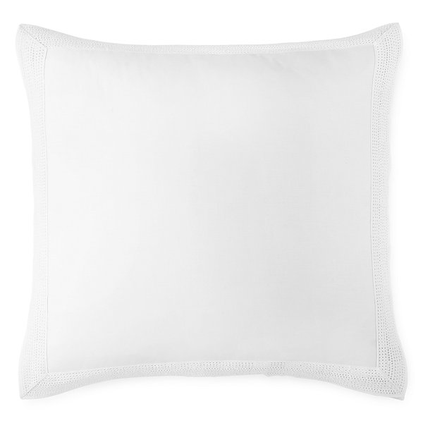 JCPenney Home Pencil Floral Euro Pillow