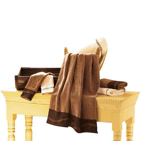 Hiend Accents Barbwire 3-pc. Bath Towel Set