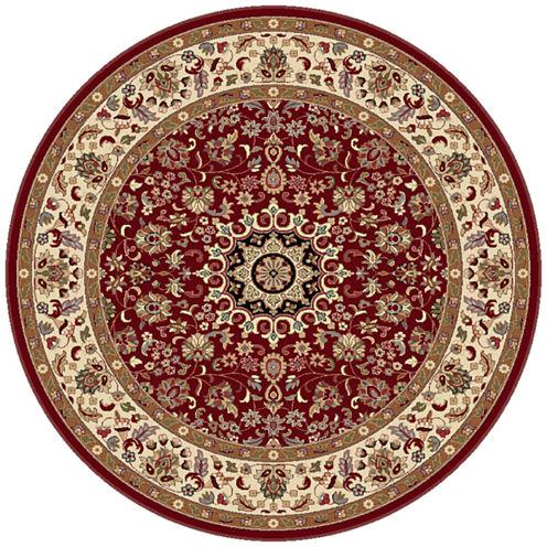 Tayse Elegance Victoria Round Rugs