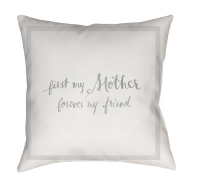 Decor 140 Forever My Friend Square Throw Pillow