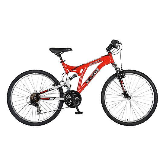 Polaris Ranger 21-Speed Full Suspension Men's Mountain Bike