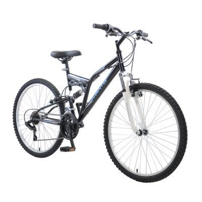 Mantis Ghost 21-Speed Full Suspension Men's Mountain Bike
