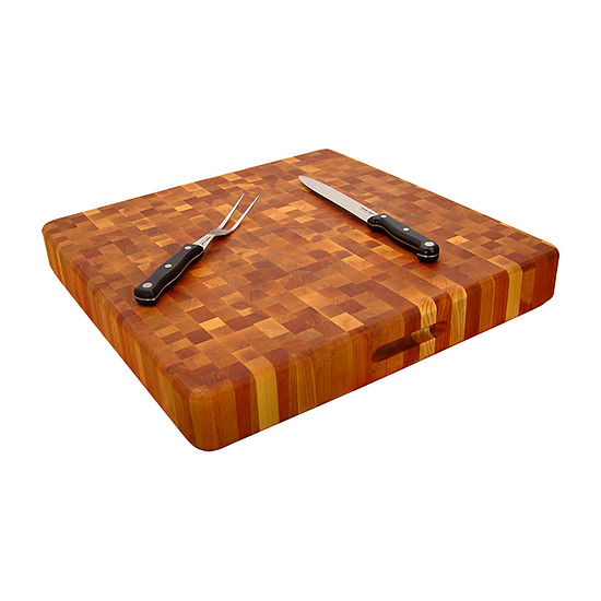 Super Slab with Finger Grooves Cutting Board