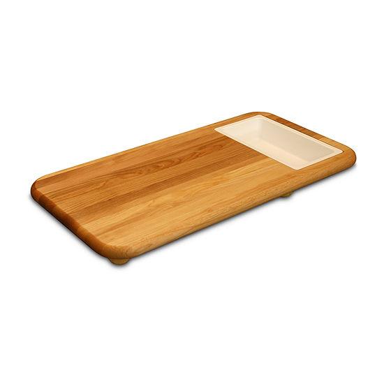 Cut N Catch with Trays Cutting Board
