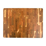 Contemporary End Grain Block Cutting Board