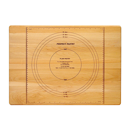 Reversible Pastry Board Cutting Board