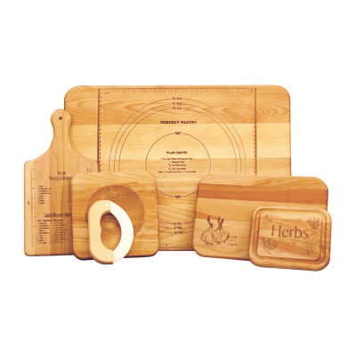 The Ultimate Chef'S Set Cutting Board