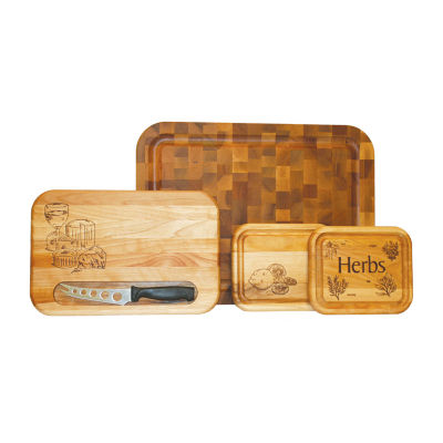 The Gift Set Cutting Board