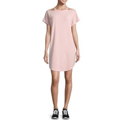 Xersion Cut Out Dolman Dress - Tall 36.75