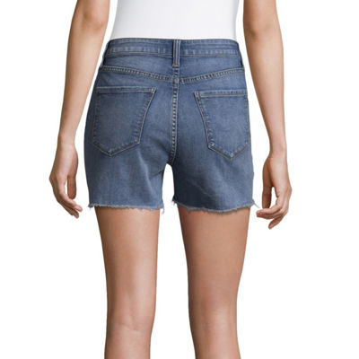 a.n.a. Star Denim Short - Tall Inseam 4.25""