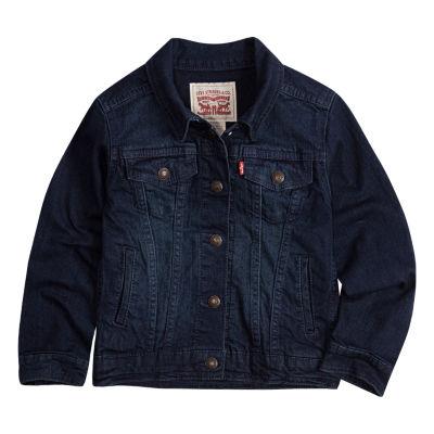 Levi's Unisex Denim Jacket-Preschool