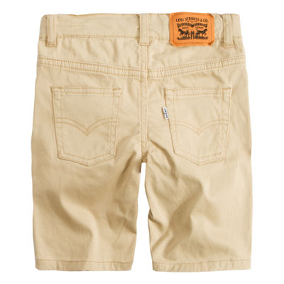 Levi's 511 Sueded Short Chino Shorts Boys