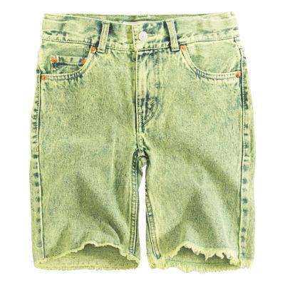 Levi's ® ™Denim Shorts - Big Kid Boys
