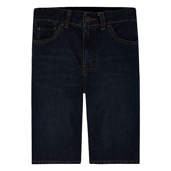 7105c62c202 Levis Denim Shorts Big Kid Boys JCPenney