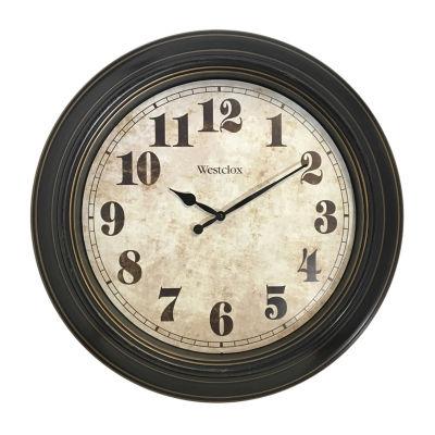 "Westclox 24"" Classic Oversized Wall Clock"