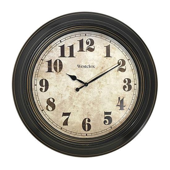 "Westclox 24"" Classic Oversized Wall Clock-32213"