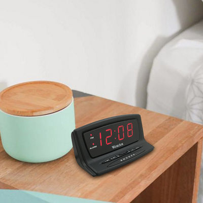 Westclox LED Alarm Clock