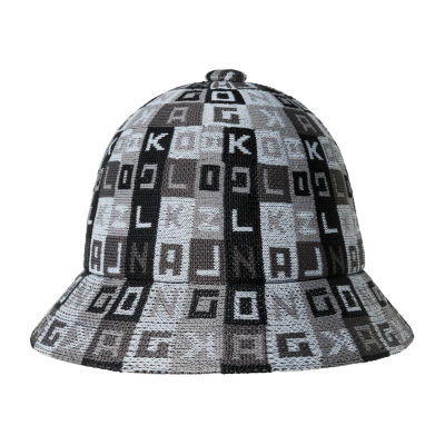 Mens Pattern Bucket Hat