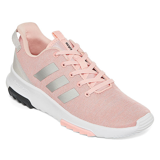 adidas Cloudfoam  Racer Tr K Girls Running Shoes - Little Kids/Big Kids