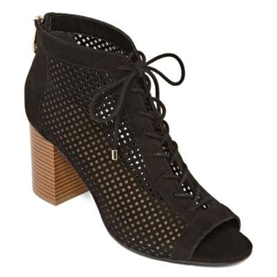 Liz Claiborne Tenna Womens Heeled Sandals