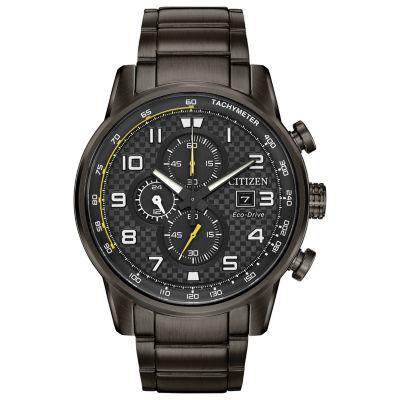 Citizen Mens Gray Bracelet Watch-Ca0687-58e