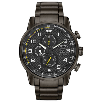 Citizen Mens Gray Bracelet Watch-Ca0687-58e