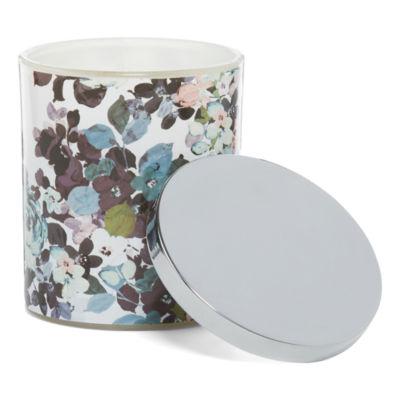 Mixit Floral Jar Candle
